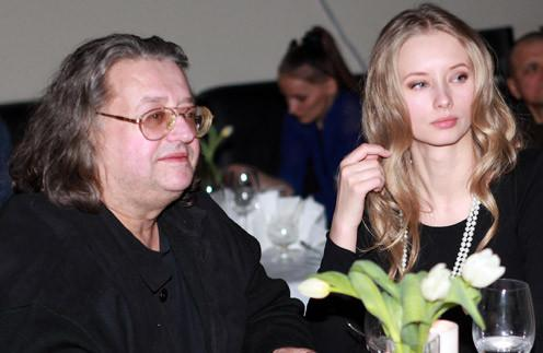 Тогда девушке было всего 23, а Градскому – 54.