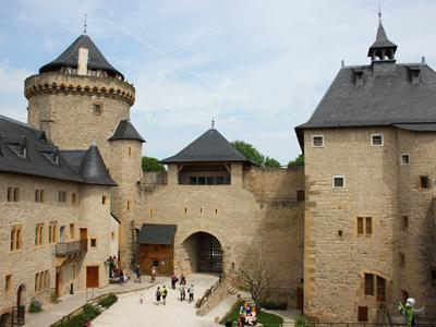 Самые знаменитые замки Франции