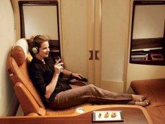 Самые роскошные авиарейсы в мире
