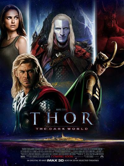 ����: ������� ���� / �Thor: The Dark World�
