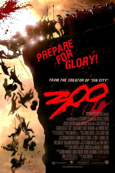 «300 спартанцев: Расцвет империи» / «300: Rise of an Empire»
