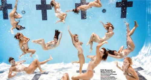 голые девушки в спорте фото