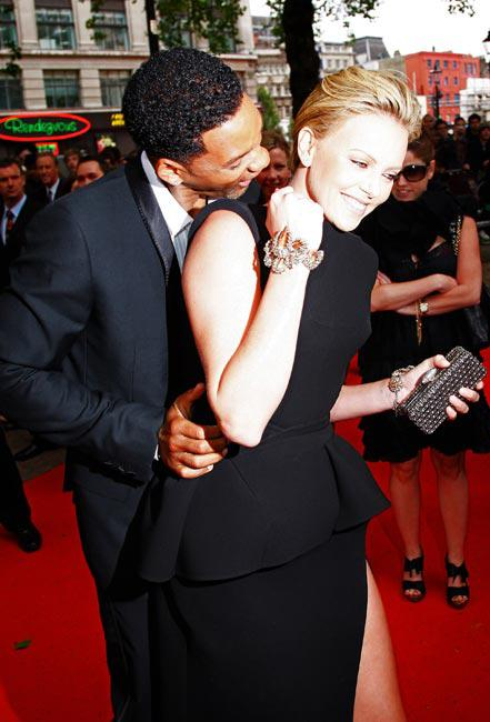 Шарлиз Терон (Charlize Theron) и Уилл Смит (Will Smith)