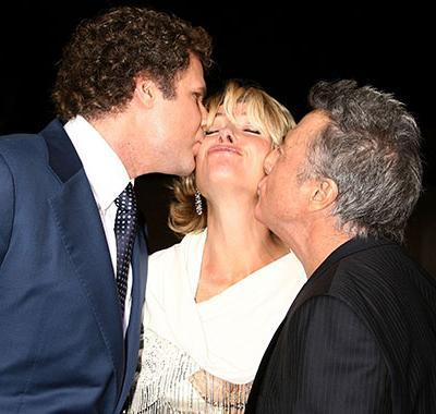 ���� ������� (Will Ferrell), ���� ������� (Emma Thompson) � ������ ������� (Dustin Hoffman)