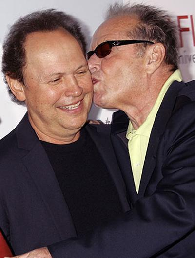 Джек Николсон (Jack Nicholson) и Билли Кристал (Billy Crystal)