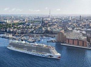 Carnival представила свой крупнейший круизный лайнер за 700 млн евро
