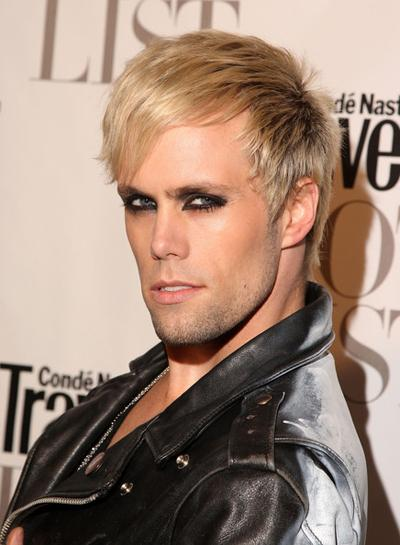 41. Джастин Трантер (Justin Tranter, «Semi Precious Weapons»)