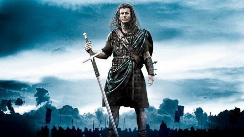 3. «Храброе сердце» Понятно, что килт сегодня является для всех символом Шотландии, но и на дворе уже XXI век. Уильям Уоллас сражался за свою страну около 700 лет назад, а вот килт начал входить в обиход лишь спустя 200 лет после него.