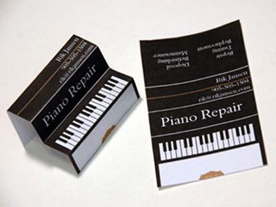 Для настройщика пианино: