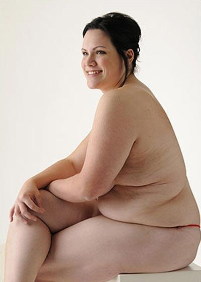 Самые толстые голые женщины