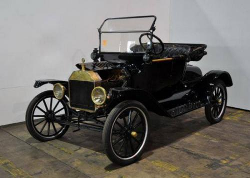 1916 Ford Model T Roadster, $9,000