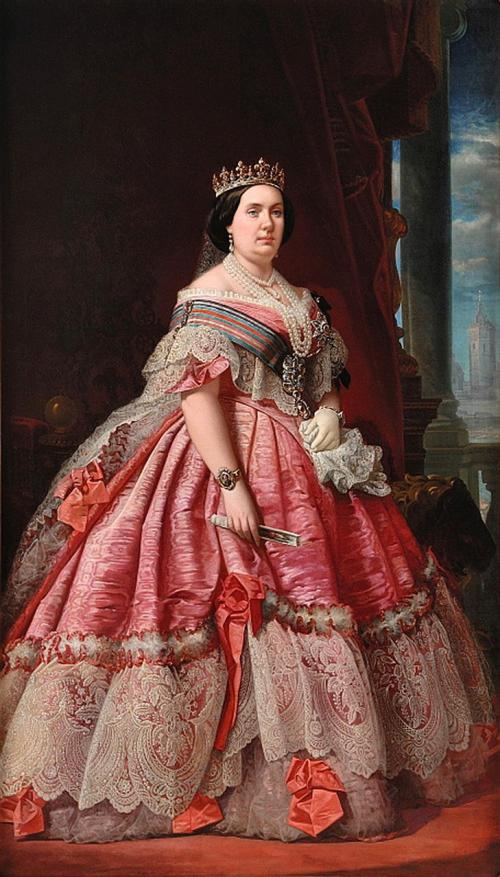 Страна разделилась на два лагеря: одни поддерживали монарха-женщину, а другие склонялись в сторону взбунтовавшегося Карла (брата короля). Началась гражданская война. Столкновения привели к тому, что Испания стала конституционной монархией. После 35-летнего правления Изабеллы II в стране разгорелась революция, из-за чего королева была свергнута. Она бежала во Францию, где и провела остаток своих дней.