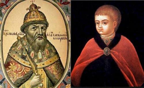 Иван Грозный Царь всея Руси Иван IV Грозный стал правителем в 3-летнем возрасте после кончины своего отца Василия III. Когда мальчику было 8 лет, скончалась и его мать. По сути страной управляла «Семибоярщина» - опекунский совет, состоявший из представителей аристократии. Бояре должны были беречь Ивана IV, но на деле выходило совершенно иное. Первый царь всея Руси Иван IV Грозный.