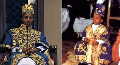 Ойо - самый юный правящий король в Африке Король Ойо из Уганды считается на сегодняшний день самым молодым правящим монархом. Его короновали в 3-летнем возрасте в 1995 году. Для церемонии будущему монарху сделали миниатюрный трон. Во время коронации он забавлялся с игрушками, а затем снял корону и переполз на колени к матери. Ойо до сих пор пребывает на троне. Его политику называют одной из наиболее либеральных среди африканских стран. На фото: король Уганды Ойо.