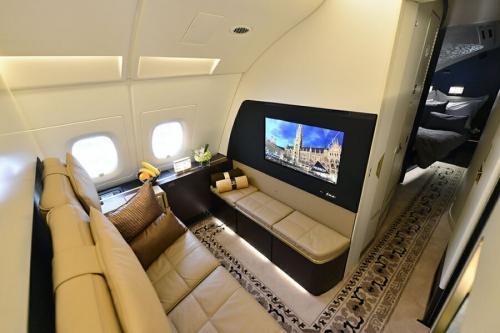 В каких условиях летают богачи