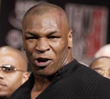 ...боксера с мировым именем Майкла Тайсона, даже вспоминать не хочется.
