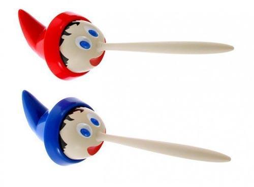 ...крючки для полотенец под названием «Карлик нос»!..