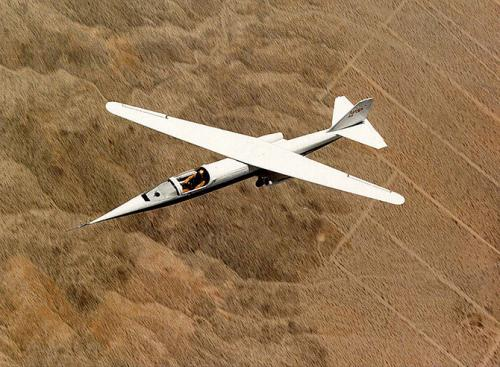������� NASA A1 Pivot-Wing