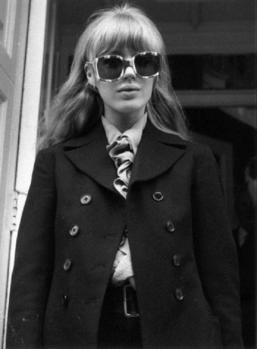 Марианна Фэйтфул (Marianne Faithfull), 1967
