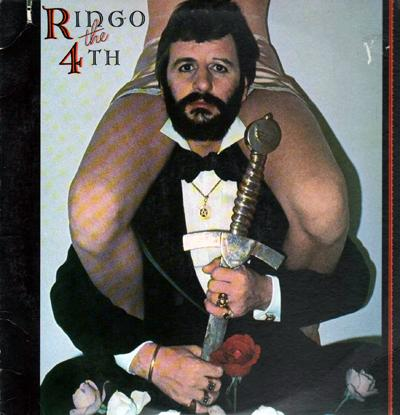 Ringo Starr - «Ringo the 4th» (1977)