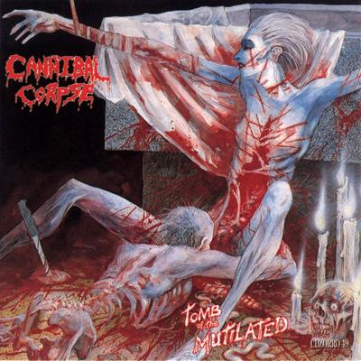 Cannibal Corpse - «Tomb» (1992)