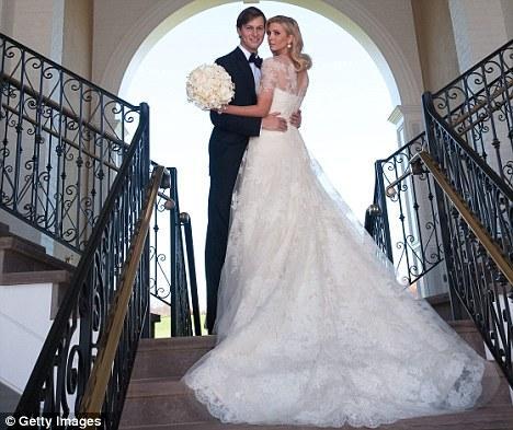 Для свадьбы дочь миллиардера выбрала