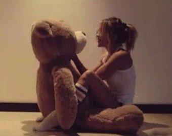 Секс с плюшевый медведь