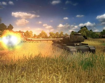 Школьник угнал танк в World of Tanks, милиция искала его две недели