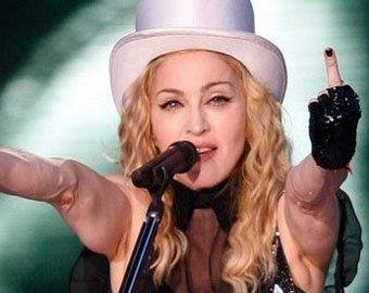 У Мадонны во время фотосессии украли нижнее белье на тысячи долларов