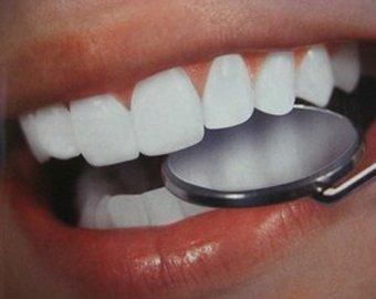 Ученые предложили новый способ дезинфекции зубных протезов