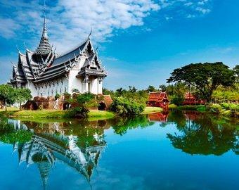Проведя бурную ночь в пабе, британец очнулся в Таиланде