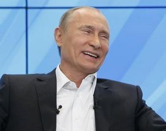 В Китае нашли двойника российского президента