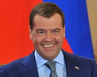Медведев пошутил над опечаткой о «56 миллионах болгар» в России