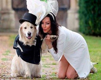 Модель решила выйти замуж за собаку после 220 неудачных свиданий