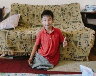 Форвард «Ливерпуля» с одноклубниками исполнили мечту мальчика без ног