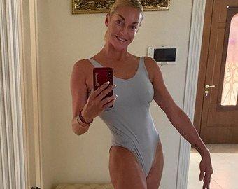 Анастасия Волочкова похудела на два килограмма и сменила имидж