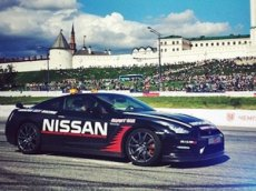 �� ����� ����� Kazan City Racing � ������ ��������� ������