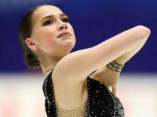 Загитова показала забавный момент с ледового шоу в Швейцарии