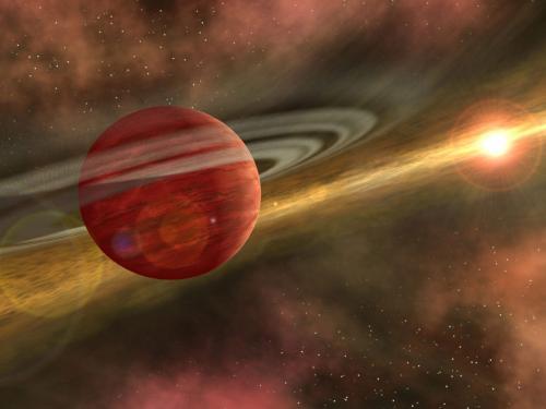 Самые поразительные планеты