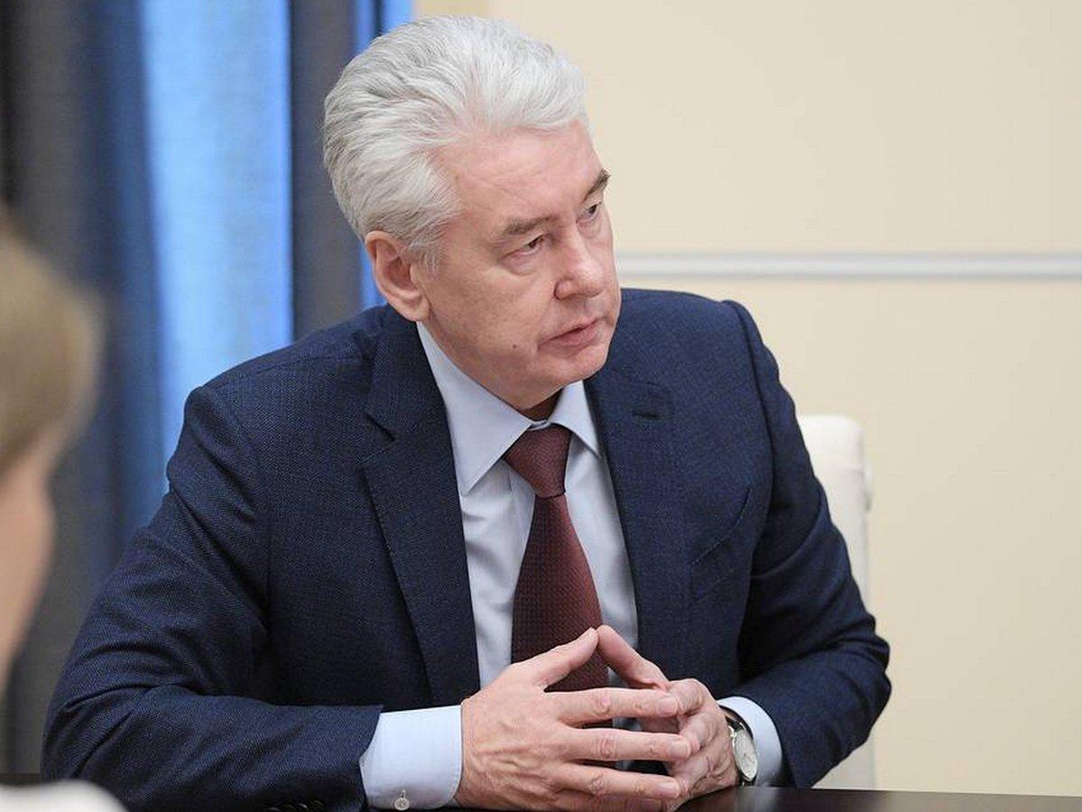 Собянин допустил ужесточение пропускного режима в Москве