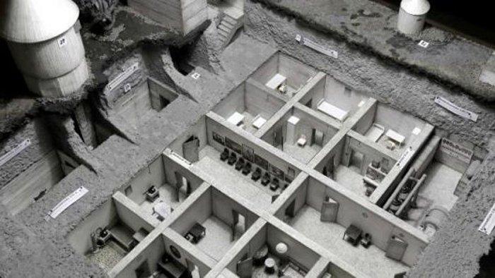 Бункер Гитлера в Германии