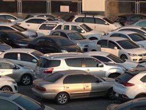 Видео самой загруженной парковки в мире набирает популярность в Сети