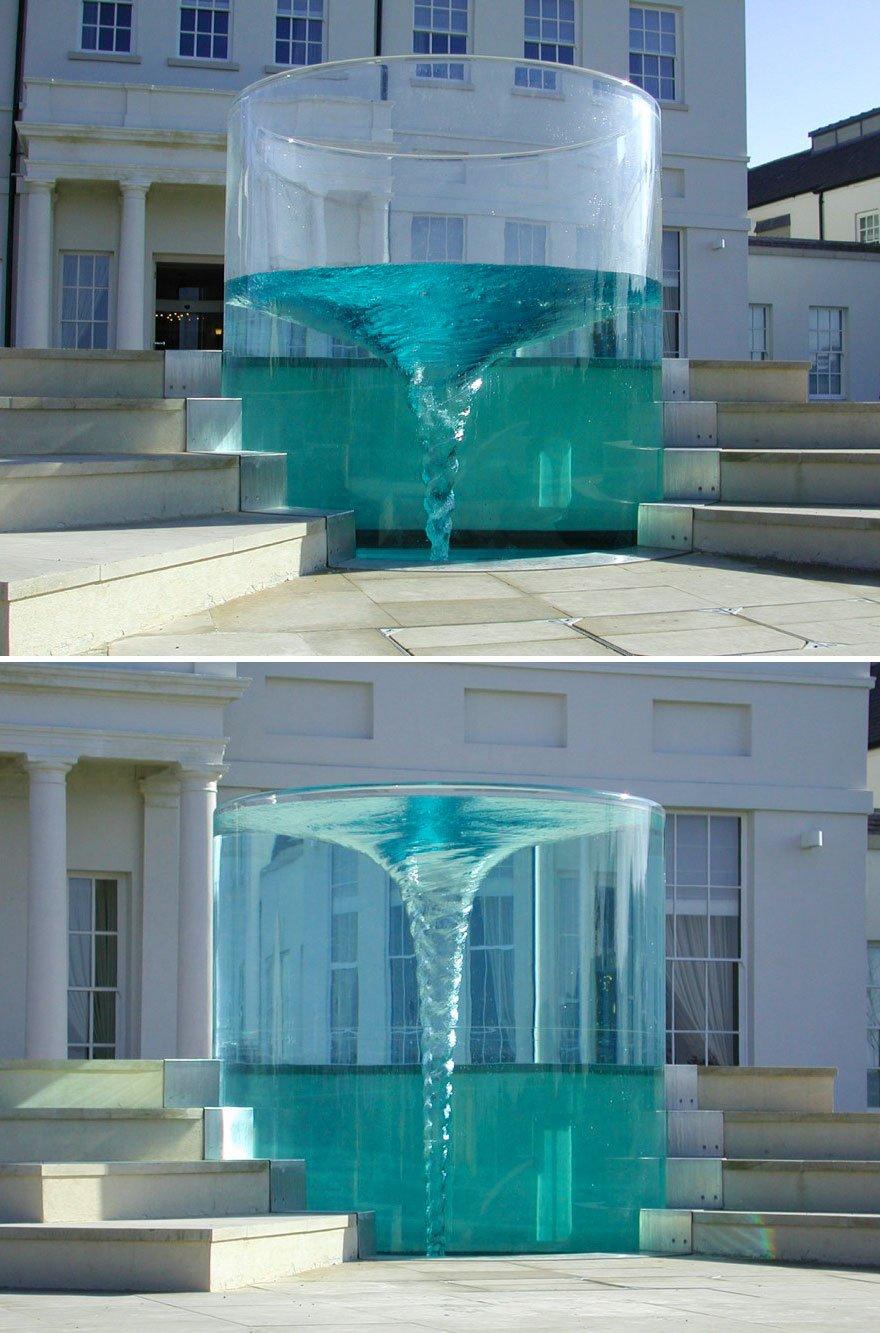 Восхитительные фонтаны, которые вы еще не видели