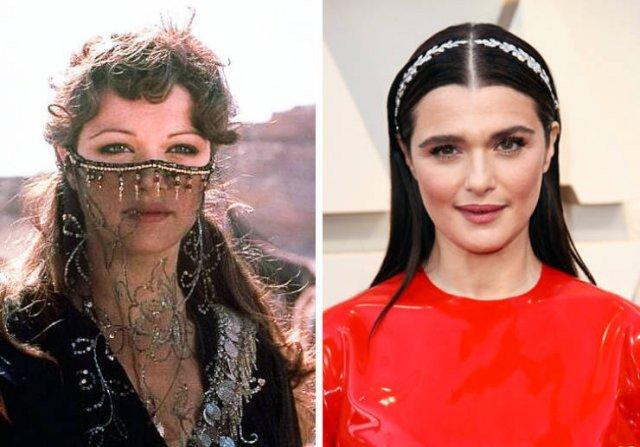 Актеры фильма «Мумия» тогда и сейчас
