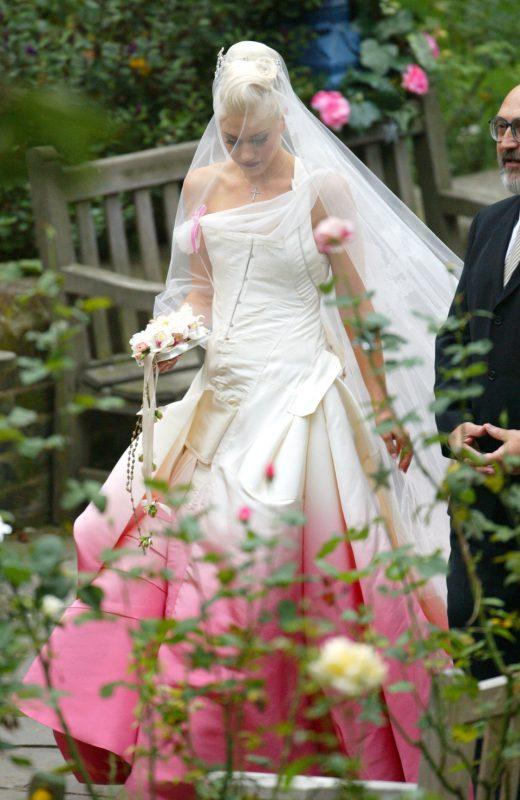 Самые уродливые свадебные наряды знаменитостей