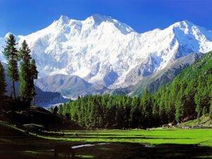 Самые высокие горы мира