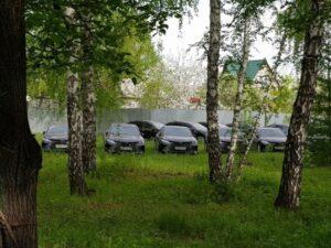 В челябинском лесу найдены около 50 новеньких иномарок