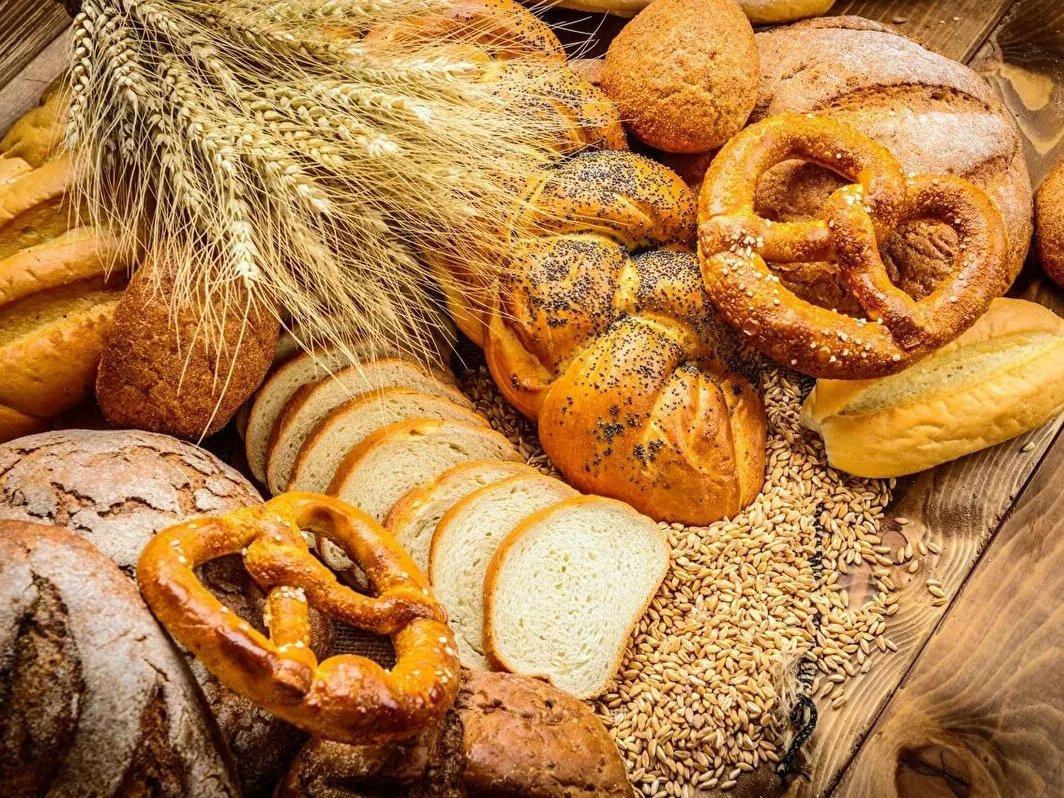 Хлебобулочные изделия вызывают старение