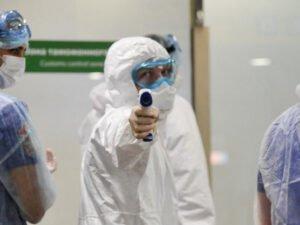 Число зараженных в Росии превысило 130 000 человек