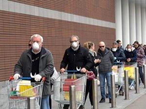 СМИ: COVID-19 проник в Европу раньше, чем в Китай